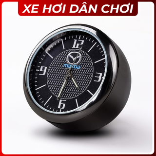 Đồng hồ trang trí xe hơi theo hãng xe - DongHoTrangTri thumbnail