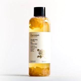 Nước tẩy trang hoa hồng cocoon 500ml (rose micellar water) - cocoon-taytrang-rose thumbnail