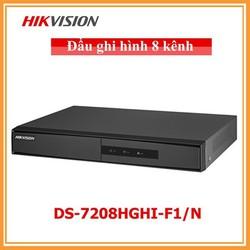 Bộ Camera giám sát HIKVISION 2.0MP - Bộ 8 mắt FHD 1080P, Tặng HDD 500gb1tb2tb  Đủ phụ kiện lắp đặt - Bảo hành 24 Tháng [ĐƯỢC KIỂM HÀNG]