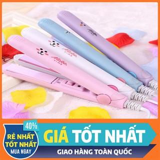 Máy Là Tóc Cute 20W - Máy Uốn Tóc - MLTMNMK-1 thumbnail