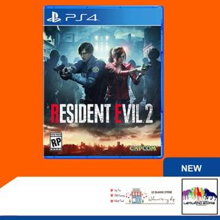 Resident Evil 2 (PS4 PS5) - RE2 thumbnail