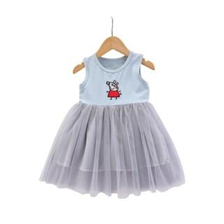 Đầm trẻ sơ sinh thời trang trẻ em đầm bé gái sơ sinh - DSN0004 thumbnail