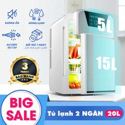 Tủ lạnh - Tủ lạnh mini hiển thị nhiệt độ