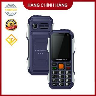 Điện thoại kiêm sạc dự phòng Kingreat T39 ,Pin khủng 4500mah ,Loa siêu to ,Màn 2.4 - Hàng chính hãng - Kingreat T39 thumbnail