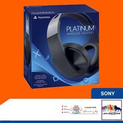 Tai nghe PS4: Wireless Headset 7.1 Platium