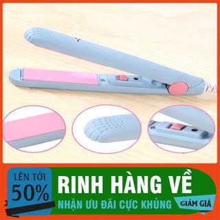 MÁY LÀ TÓC MINI UỐN - ÉP 2 TRONG 1 - máy là tóc - MLTMNMK-1 thumbnail