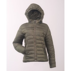 [ Free ship] Áo khoác nữ, áo phao, áo khoác mua đông 3 lớp dáng ôm body.