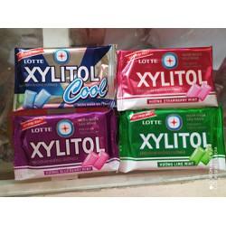 2 vỉ Kẹo cao su Xylitol không đường