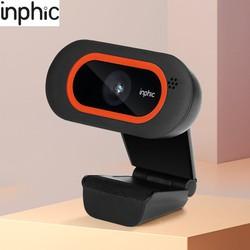 Máy quay video Webcam HD 480P-1080P INPHIC cho máy tính để bàn laptop lớp học, hội nghị, livestream,... - Chính Hãng