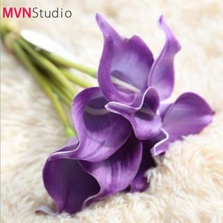 MVN Studio - Ins hoa calla lily, thủy vu, phụ kiện chụp ảnh decor trang trí - 00000000118 thumbnail