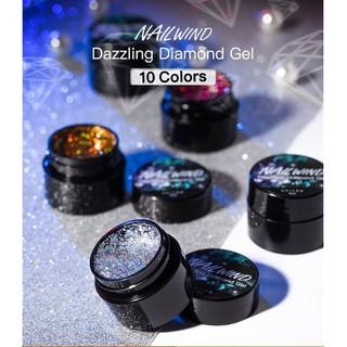 Gel nhũ trang trí móng siêu sáng - Gel nhũ trang trí móng thumbnail
