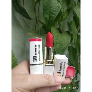 (Ho trợ phí vận chuyển) Son lì Miss Rose có 6 màu (có chất dưỡng mềm mịn cho moi) - CÓ 6 MÀU THA HỒ LỰA CHỌN thumbnail