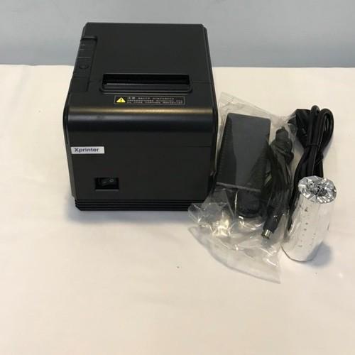 Máy in bill, hoá đơn nhiệt khổ 80mm k80 xprinter