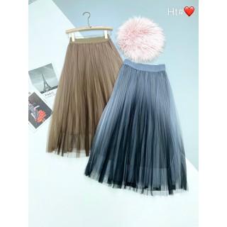 Chân váy von ren công chúa đổi màu dáng dài siêu đẹp - CVVVL 2056 thumbnail