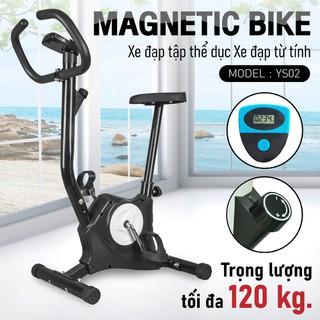 BG Xe đạp tập thể dục tại nhà Mẫu YS02 ĐEN - BG-YS01-001 thumbnail