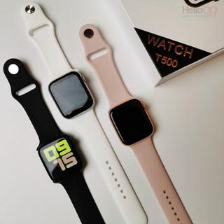 Đồng hồ T500 loại 1 chống nước kết nối được bluetooth, gọi nghe đàm thoại như Seri 6 - 4365790443 thumbnail