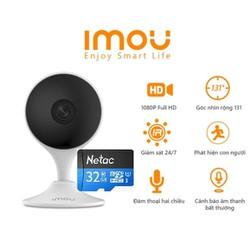 Camera IP WIFI IMOU Dahua IPC-C22EP 2.0MP - Full HD 1080P - Bảo hành 24 Tháng - Camera IMOU C22EP