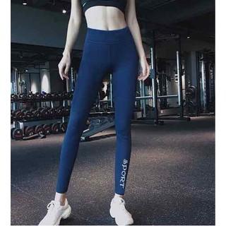 Quần dài Sport tập gym yoga - QDS thumbnail