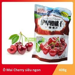 [sẵn hàng] Ô Mai Cherry Sấy Khô 408g