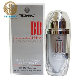Kem trang điểm dưỡng trắng da BB alpha Thorakao 30g - pzt46 thumbnail