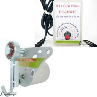 Bộ Máy đưa võng tự động Fujishi VA017 cho bé yêu, Hàng Việt Nam chất lượng cao - may dua vong thumbnail