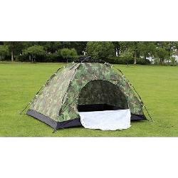 Lều- lều cắm trại rằn ri-lều cắm trại [ĐƯỢC KIỂM HÀNG]