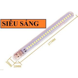 Đèn led gắn cổng USB 24 siêu sáng 24 bóng - led 24 bóng thumbnail