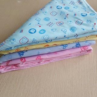 Siêu khuyê n ma i - Tã chéo sơ sinh vải cotton mềm mịn, nhẹ nhàng cho bé, chất lượng, giá tốt - Kem11 thumbnail