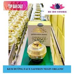 Kem Face Dưỡng Trắng Da Mặt Chuyên Sâu Saffron Negin Organic 10gr