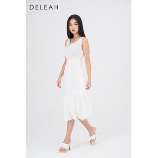De Leah - Đầm Xòe Đuôi Cá Viền Eo - Thời Trang Thiết Kế - VL2030092Tr thumbnail