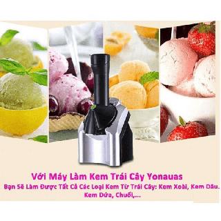 Máy làm kem tươi làm kem hoa quả kem tươi hoa quả [ĐƯỢC KIỂM HÀNG] - 38252163 thumbnail