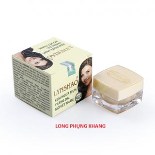 Kem Ngừa Mụn - Trắng Da - Mờ Vết Thâm LYNSHAO 12g - Hàng Chính Hãng - LSM12G thumbnail