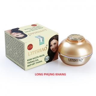 Kem Ngừa Mụn - Trắng Da - Mờ Vết Thâm LYNSHAO 40g - Hàng Chính Hãng - LSM40G thumbnail