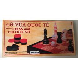 Bộ cờ vua nam châm loại to. mã 4426.