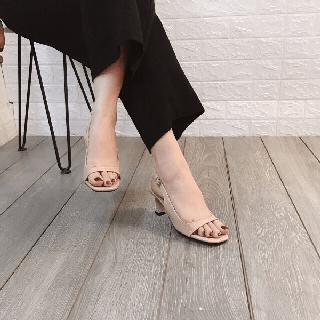 Giày Sandanl quai mảnh xinh xắn - dg26278 thumbnail