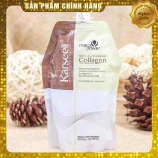Ủ Hấp Dưỡng Tóc Collagen Karsell Siêu Mềm Mượt 500Ml - 113 thumbnail