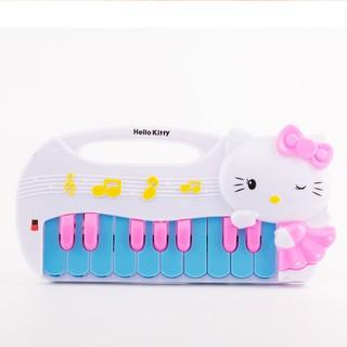 Đồ chơi đàn piano mèo Hello Kitty - Đồ chơi đàn piano mèo Hello Kitty thumbnail