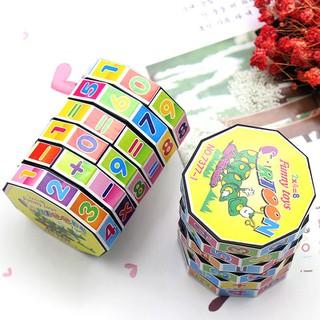 Đồ chơi Rubik Toán Học - Luyện Trí Nhớ Cho Bé - Đồ chơi Rubik Toán Học - Luyện Trí Nhớ Cho Bé thumbnail