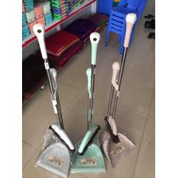 [HOT] Bộ chổi quét nhà hốt rác – Đẹp, dễ dàng vệ sinh ngóc ngách