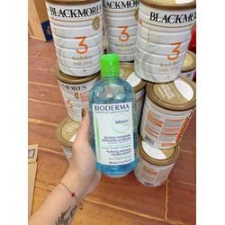 Tẩy trang cho mọi loại da và da dầu