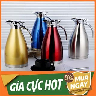 Bình phích đựng nước giữ nhiệt inox 2L - PGN2L-1 thumbnail