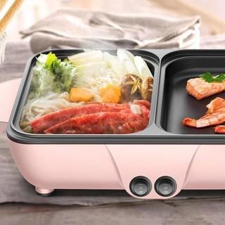 bếp lẩu nướng 2 trong 1 mẫu mới - bep123 thumbnail