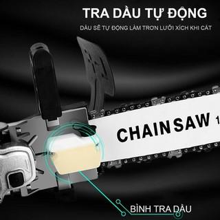COMBO Máy Mài Aotuo Lưỡi cưa xích Chainsaw - Máy mài, Máy cưa, Máy cắt chỉ trong 1 sản phẩm - Trọn bộ lưỡi cưa gắn máy mài góc - Máy Cắt [ĐƯỢC KIỂM HÀNG] 38329612 - 38329612 thumbnail
