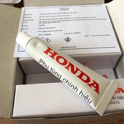 Mỡ bôi trơn chịu nhiệt HONDA   [bạn có thể mua thêm sản phẩm này, nón bảo hiểm, mũ bảo hiểm, đèn led, bao tay xe máy, tem dán xe máy, phuộc ohlins, nón sơn, đèn trợ sáng, áo mưa, ốc titan]