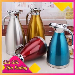 Bình giữ nhiệt 2 lit sang trọng - Phích ủ nhiệt 2 lit - LOẠI 2 LỚP - PGN2L-1 thumbnail