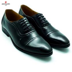 Giày tây nam Pierre Cardin PCMFWLE715BLK màu đen