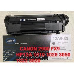Hộp mực 12A 2900 FX9 Loại tốt Legend Full box Máy in LBP 2900 3000 Mf 4320d 4350d  MF4370dn L140  L160 L120  HP Laser Jet 1010/1015/1020/3015/3020/3030/3050