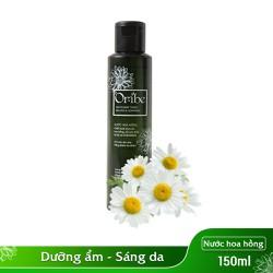 Nước Hoa Hồng Oribe chiết xuất Hoa Cúc giúp dưỡng ẩm, làm dịu da và se khít chân lông 150gr