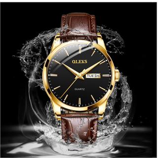 Đồng hồ đôi nam nữ chính hãng OLEVS, dây da bò cực mềm, fulbox chính hãng, mặt kính chống chầy xước,va đập và chống nước tốt, món quà ý nghĩa dành cho các cặp đôi - BH 12 THÁNG - ĐH ĐÔI OLEVS 7