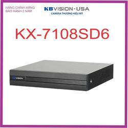 Đầu ghi hình 8 kênh 5 in 1 KBVISION KX-7108SD6